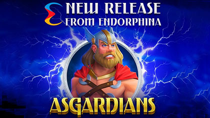 Endorphina Has Released a New Slot Game — Asgardians