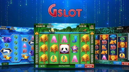 G-Slot system: products of a new kind