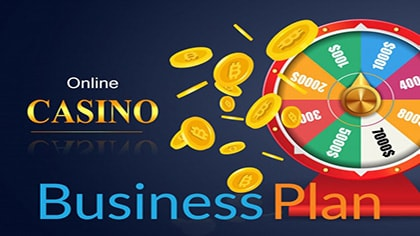 How to develop the online casino business plan