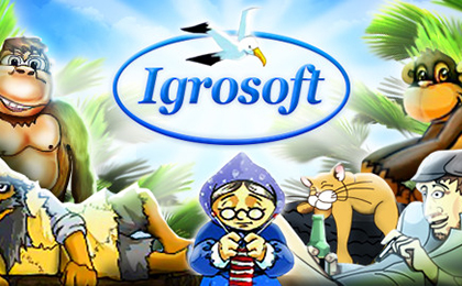 Igrosoft slots HTML5 are now available in 2WinPower