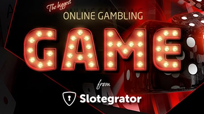 It's Slotegrator's Birthday! Meet an exclusive game with the exclusive gifts!