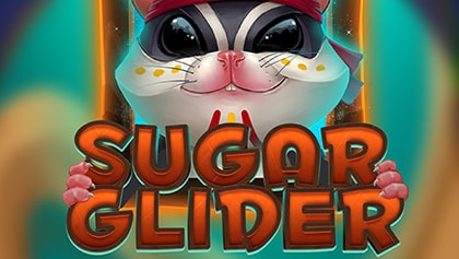 Meet Endorphina's new and sweetest hero — Sugar Glider!