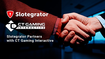 Slotegrator Partners With CT Gaming Interactive