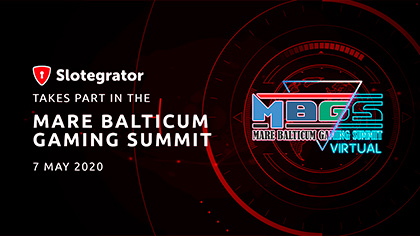 Slotegrator Will Attend the Mare Balticum Gaming Summit