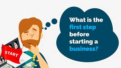 What is the First Step Before Starting a Business? The Casino Market Expert Answers