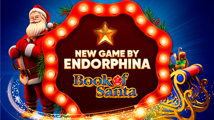 Will Endorphina's Book of Santa be the Only Book You Need This Christmas?