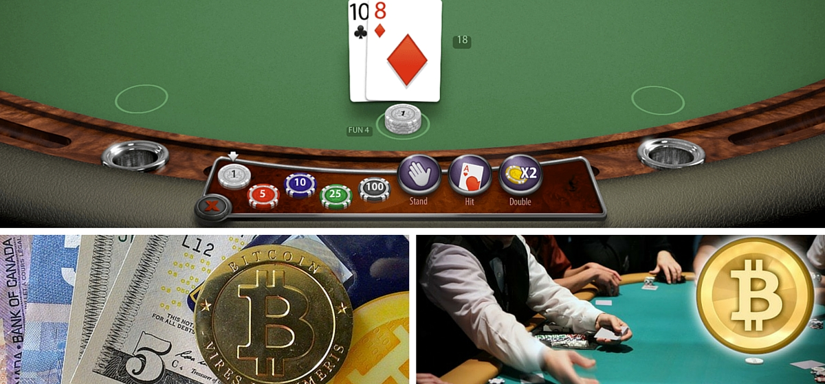 Create a bitcoin-casino