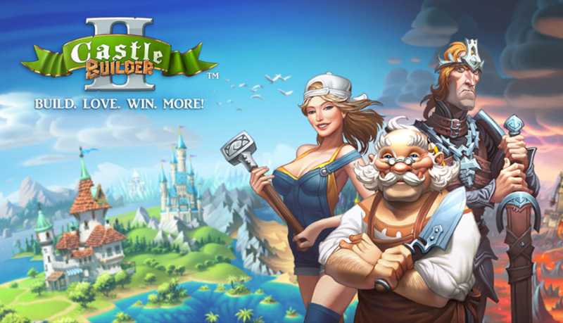 Онлайн-слот Castle Builder II от Microgaming