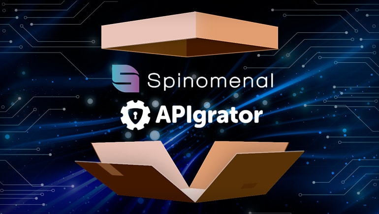 Now, Spinomenal Is In the Unified Protocol for Games Integration — APIgrator