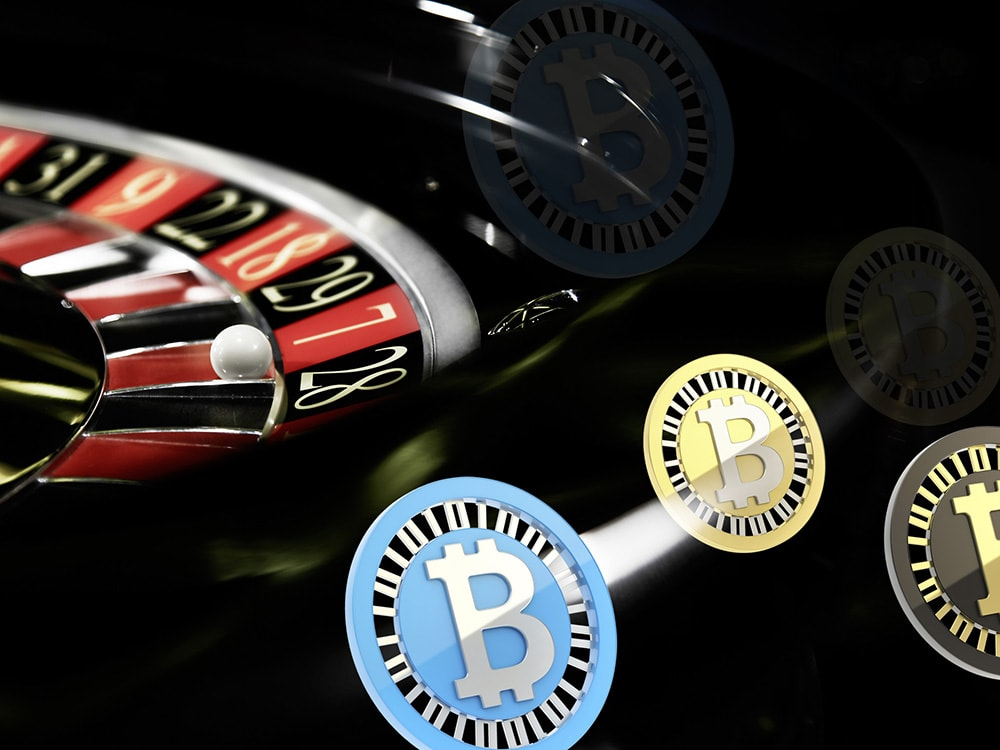 bitcoin casino solution