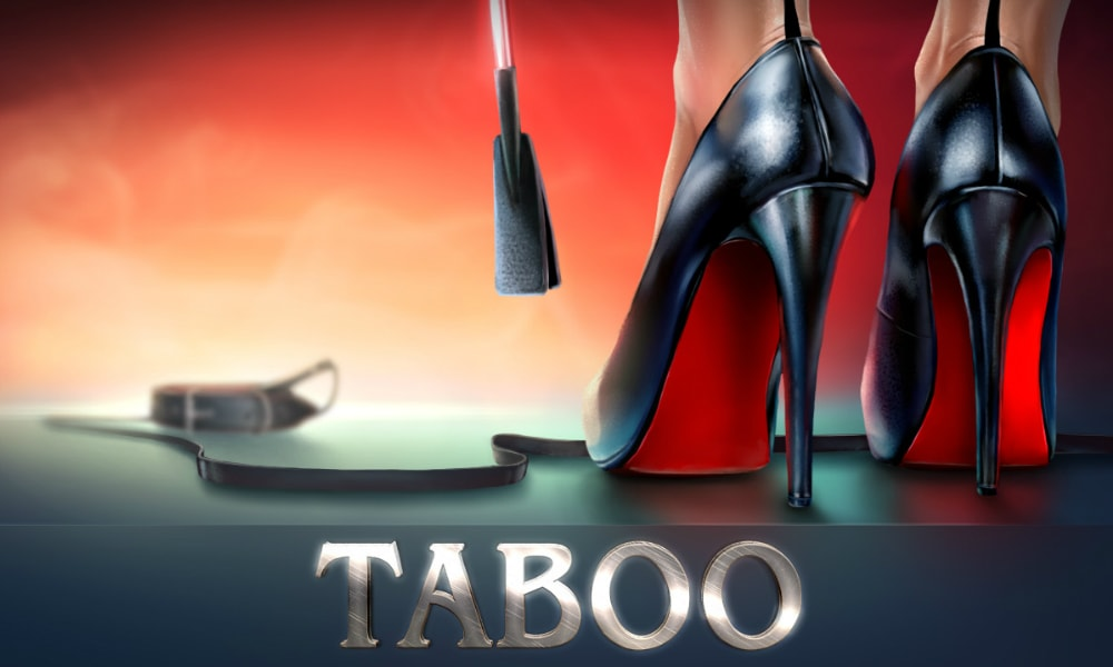 Taboo online slot game from Endorphina casino vendor