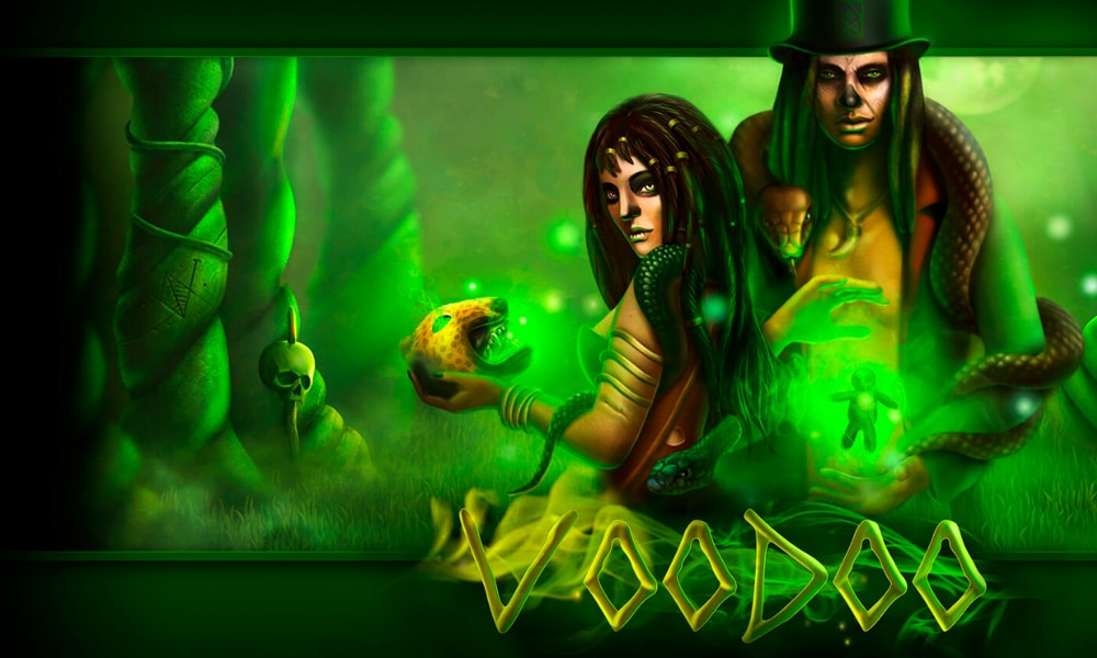Voodoo casino game from Endorphina casino vendor