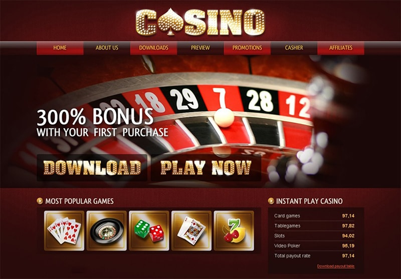 Website for Sale a right solution when starting a gambling business