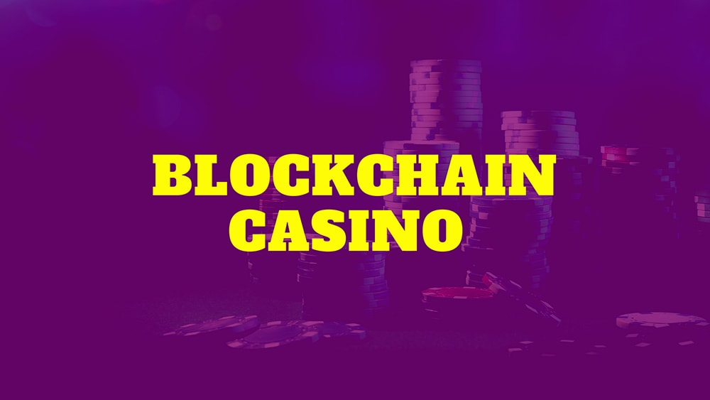 Blockchain casino for sale