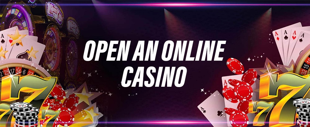 How to open a casino quickly and easily