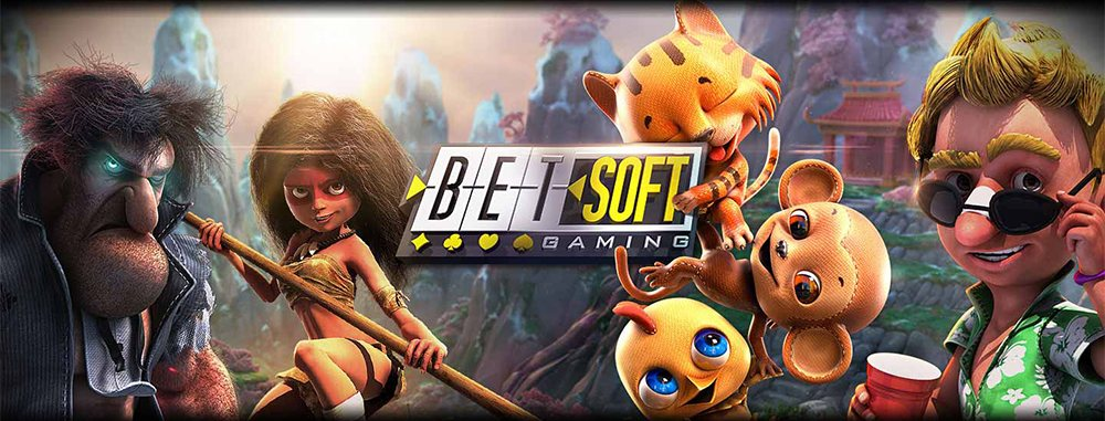 Betsoft Gaming 3D slots games
