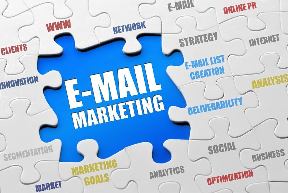 Casino advertisement tool: the email marketing