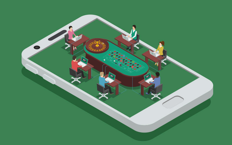 Gamification in the online gambling business