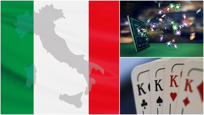 Italy online gambling license