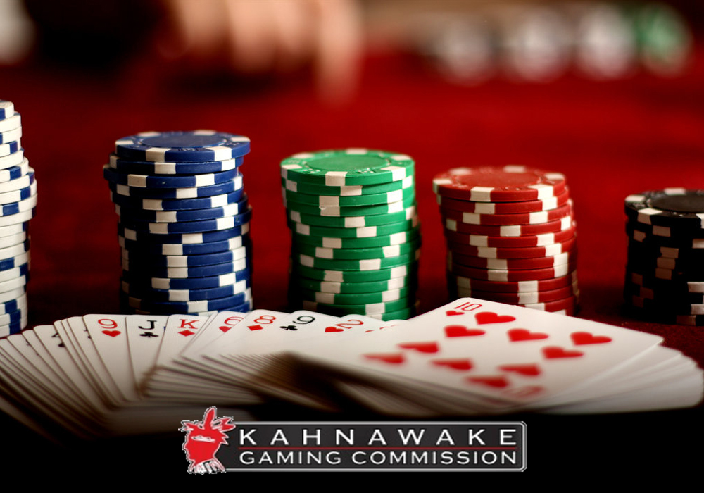 Kahnawake online gambling license