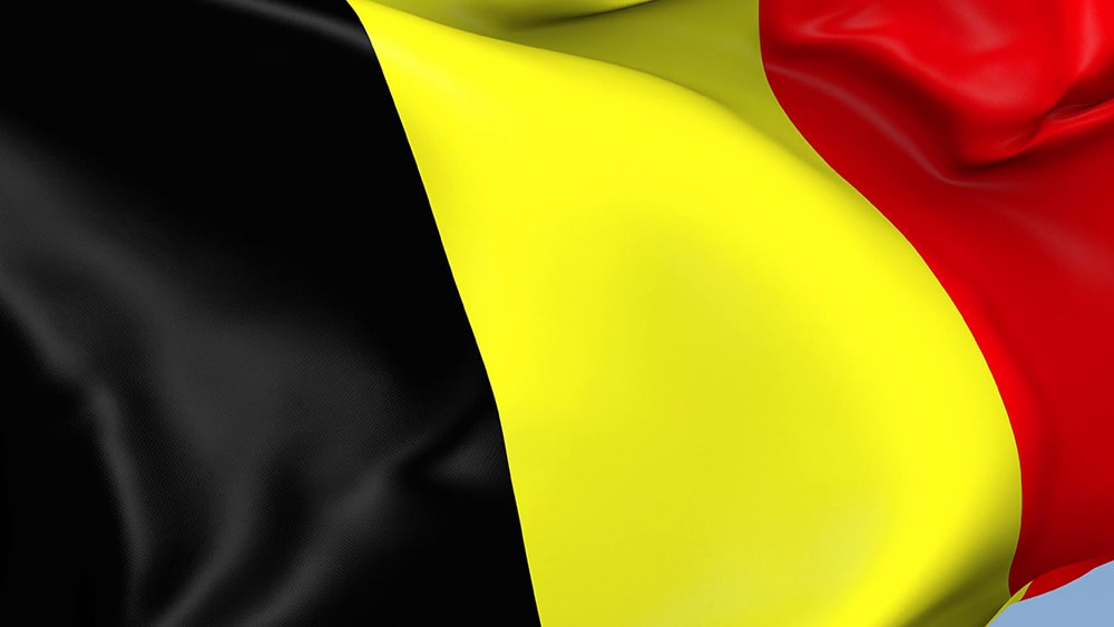 The gambling license of Belgium