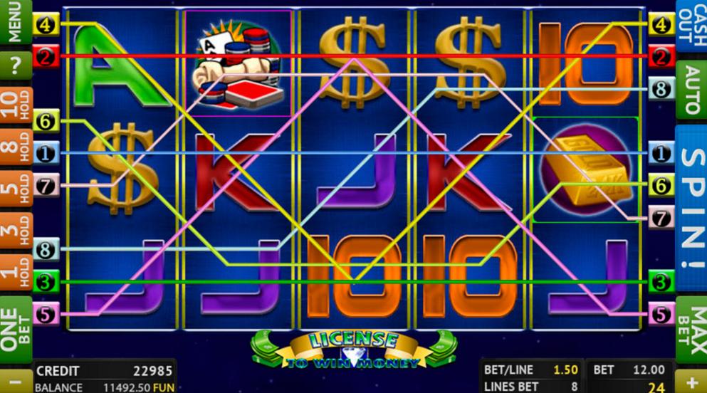 казино без дипозитный бонус