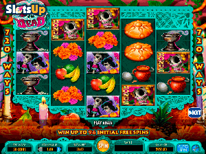 HTML5 IGT games - Day of the Dead