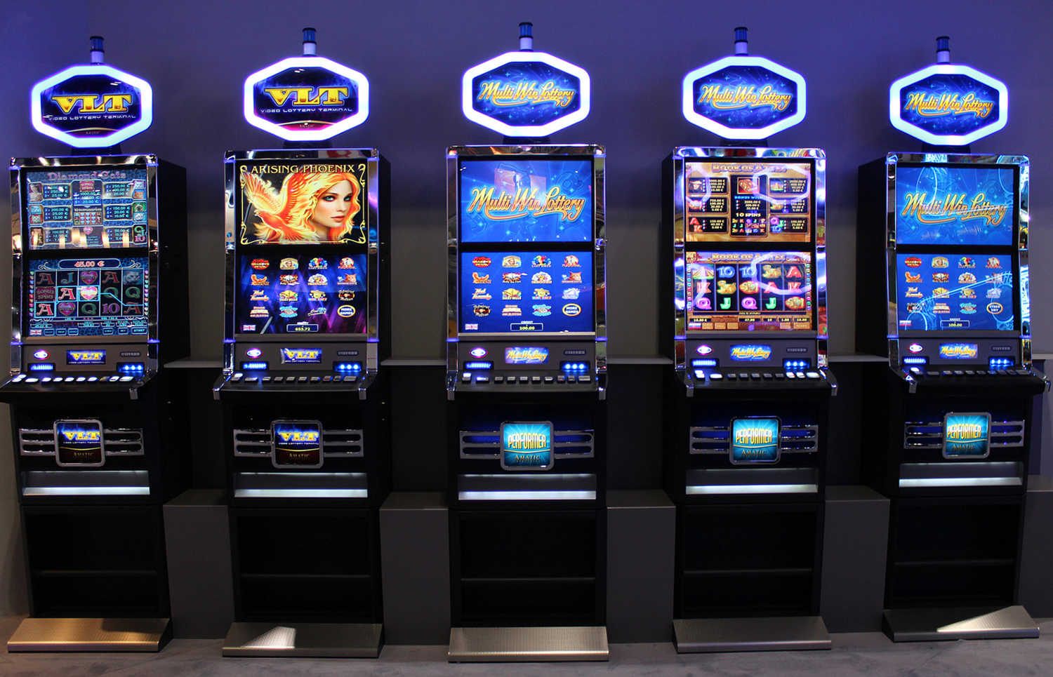 amatic industries online casino