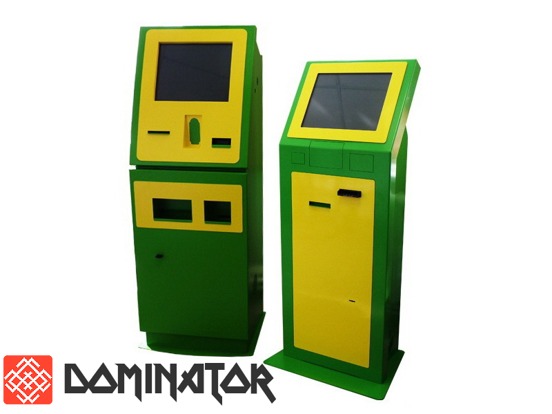Dominator software for gaming terminals