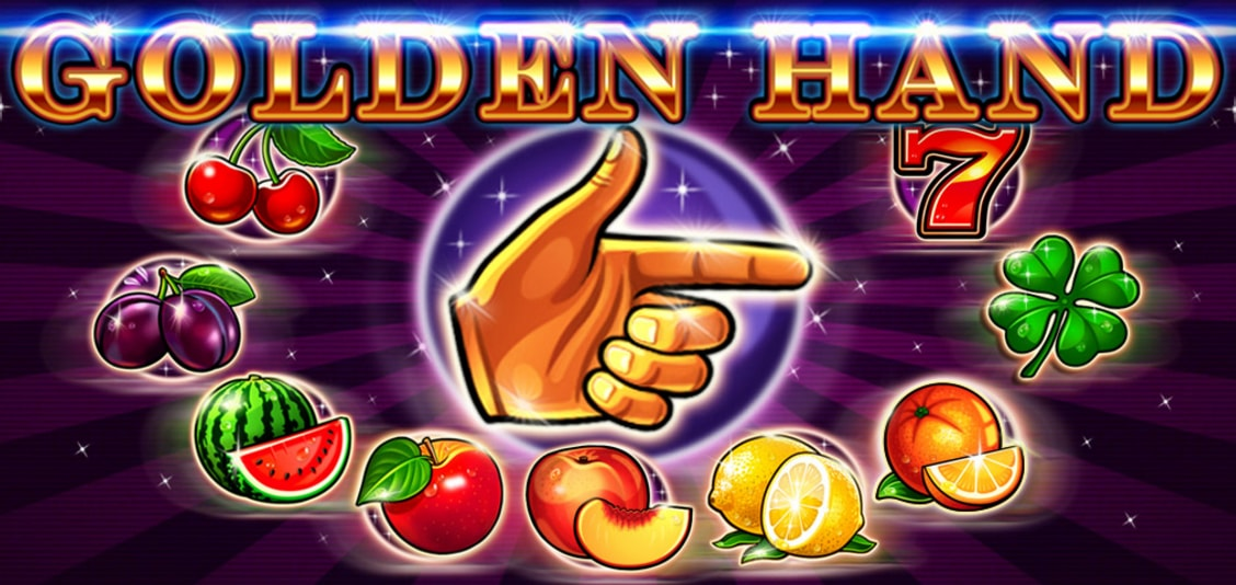 Casino Technology - Golden Hand