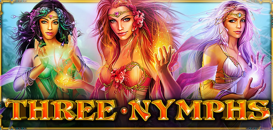 Casino Technology - Three Nymphs