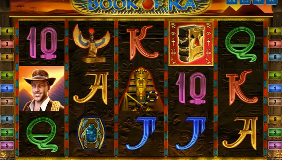 Novomatic casino software - Book Of Ra