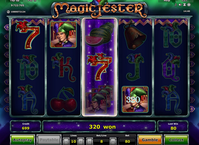 triple joker slot machine