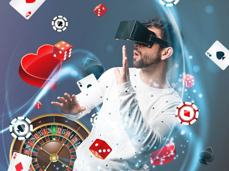 VR casino development from Casexe