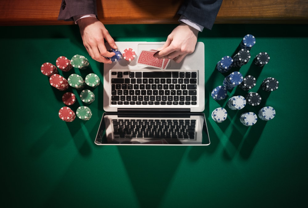 How the online casino payment system works in the casino