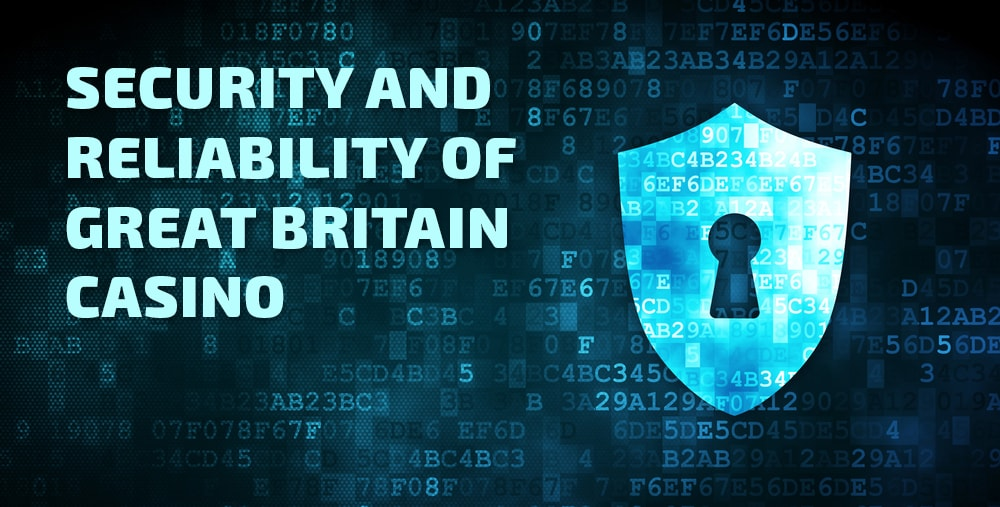 Security and reliability of GB Casino gaming platform