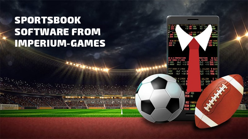 Sportsbook software from Imperium-games