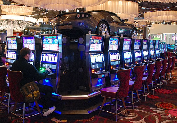 WMS Gaming slots software