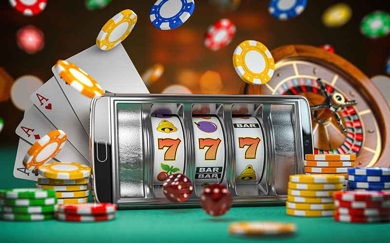 Casino software from the Nucleus games provider