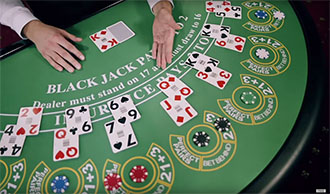 Evolution Gaming live blackjack