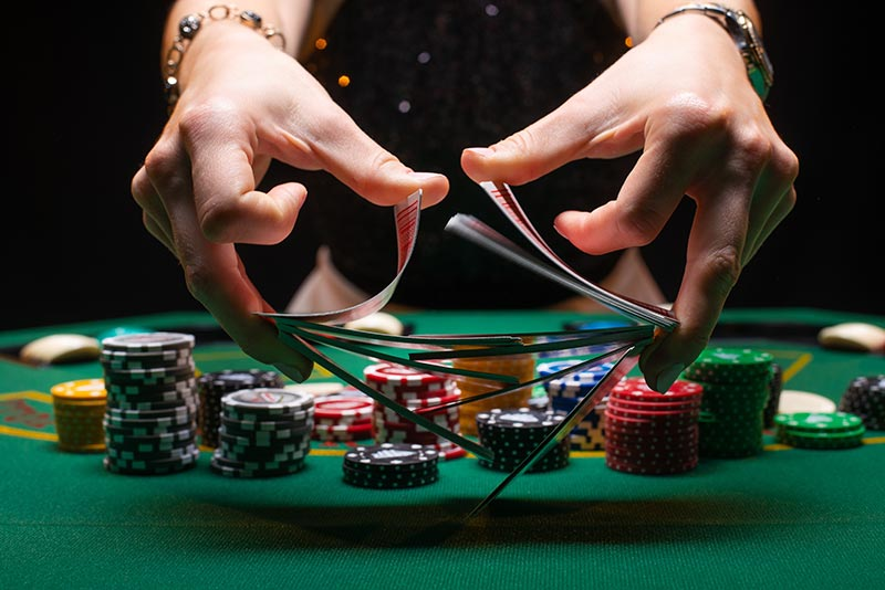 Online gambling business in South America